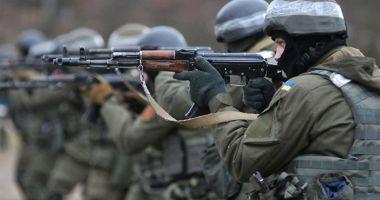 Ucraina  lansează exerciţii militare comune cu NATO  în vestul ţării