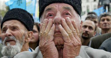 Ucraina cere comunităţii internaţionale să recunoască drept genocid deportarea tătarilor