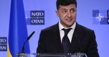 """Ucraina va adera la NATO doar după o consultare populară"""
