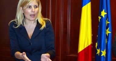 Elena Udrea poate fi reţinută, nu şi arestată