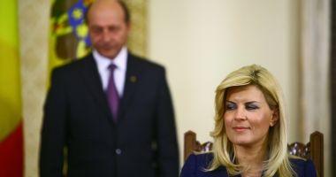 Prima reacție a lui Traian Băsescu după ce Elena Udrea a anunțat că a cerut azil politic în Costa Rica