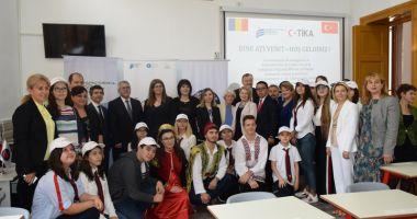 Ziua Limbii Turce, sărbătorită de UDTR cu premii pentru elevi