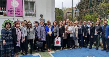 UDTR continuă proiectul educațional între școlile din România și Turcia