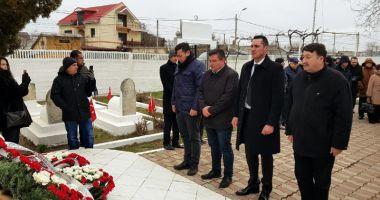 UDTTMR a marcat Ziua Eroilor Turci
