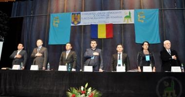 Tătarii se reunesc pe 20 mai  în cadrul Congresului UDTTMR
