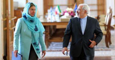 UE va crea o entitate pentru a continua relaţiile comerciale cu Iranul