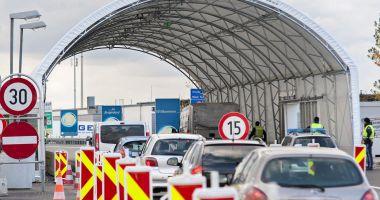 UE, confruntată cu închiderile de frontiere! Miniștri de interne cer mai multă coordonare