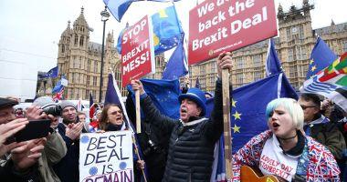 UE: Brexitul ar putea fi amânat până în 2021