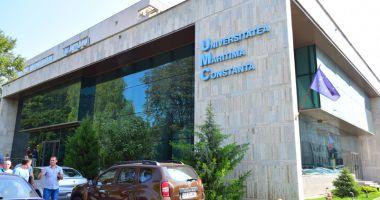 Eveniment important la sediul Universităţii Maritime din Constanța
