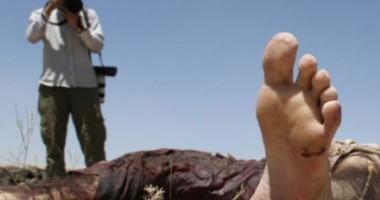 Un afgan în uniformă de poliţist  a ucis un militar NATO