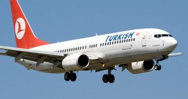 Un an cu Turkish Airlines  în Constanţa! Ce zboruri operează compania