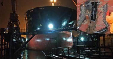 Un bulk carrier s-a avariat grav la ieșirea din portul Chornomorsk
