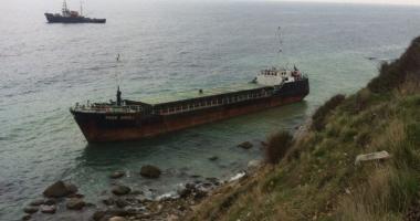 Un cargou turcesc a rămas în black-out, în Marea Neagră