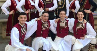 """Un constănţean, pe scena Festivalului """"Romania Day on Broadway"""" din New York"""