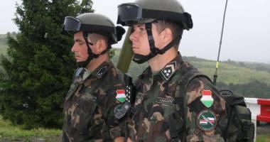 Soldaţii români pleacă în Ungaria. Iată motivul