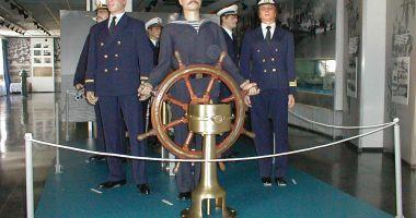Uniforme de marină din secolul XVIII, în Portul Militar Constanța