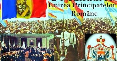 Evenimente dedicate Unirii Principatelor