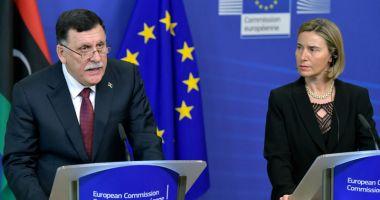 Uniunea Europeană, sprijin consistent pentru Libia