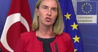 Uniunea Europeană, alarmată de arestarea unor personalităţi  în Turcia