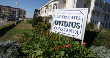 Un nou titlu Doctor Honorius Causa, la Universitatea Ovidius Constanţa