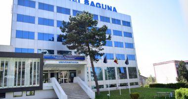 """Universitatea """"Andrei Şaguna"""" a primit subvenţii europene pentru studenţi"""