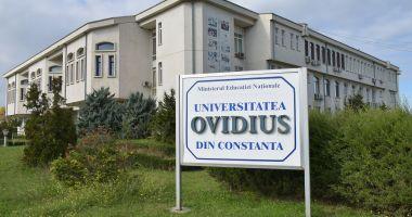 """Universitatea """"Ovidius"""" găzduieşte o nouă conferinţă internaţională"""