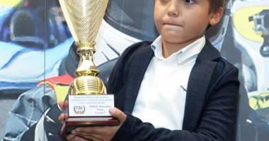 Un sportiv de la CS Tomis Kart, campion naţional