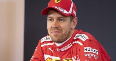 Sebastian Vettel, despre o eventuală retragere la finalul acestui sezon de Formula 1