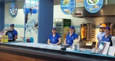 Un nou restaurant cu specific grecesc se deschide la Constanţa