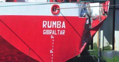 Un portcontainer norvegian s-a avariat la acostarea în Bremerhaven