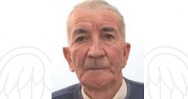 Bătrân de 74 de ani, dispărut de acasă