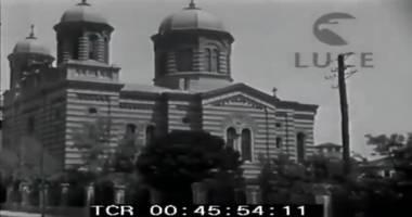 Imagini VIDEO spectaculoase / O frântură din viaţa Constanţei de acum 86 de ani