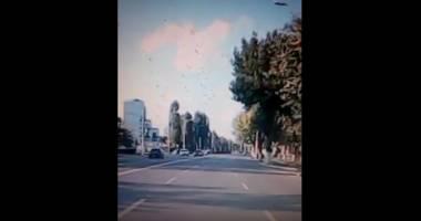 VIDEO INCREDIBIL. Grav accident rutier �n Mamaia - Ultimele imagini dinaintea impactului