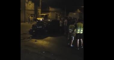 Accident rutier pe Baba Novac, �n Constan�a. Care e starea victimei �ncarcerate