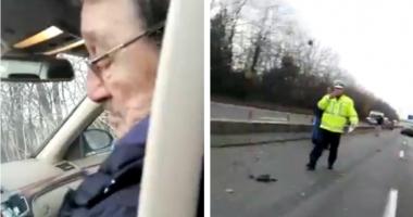 Mircea Băsescu, martor la accidentul din Lazu: … poate ne ajută miliţienii!