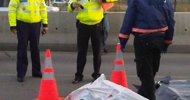 Pieton lovit mortal de un microbuz în judeţul Constanţa