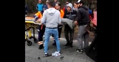 TRAGEDIE RUTIERĂ ÎN LAZU. Ce spune Poliţia Rutieră despre teribilul accident