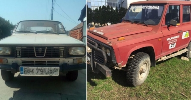 Dacia 1300 sau ARO?