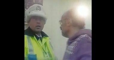 ATENŢIE, LIMBAJ VULGAR! SCANDAL LA SPITALUL DIN HÂRŞOVA! POLIŢIŞTII LOCALI, ÎNJURAŢI CA LA UŞA CORTULUI - VIDEO