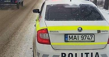 Avertizare pentru șoferi! În următoare zile va ninge