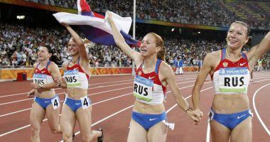 Arestările continua în atletismul mondial
