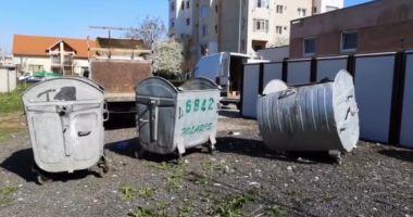 Platforme supraterane închise pentru deșeurile din Constanța