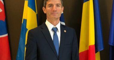 """Foto : Deputat George Vișan: """"Ne punem speranța într-un viitor Parlament European în care România să câștige la capitolul respect și demnitate"""""""