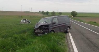 Accident rutier la Constanţa, soldat cu două victime