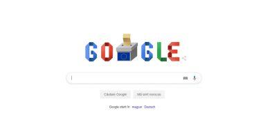 Google marchează europarlamentarele 2019