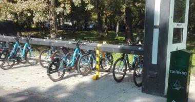 Biciclete furate, la Constanța, după valul de vandalizări