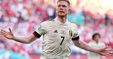 Fotbal, EURO 2020 / Ţările de Jos şi  Belgia, calificate în optimi de finală