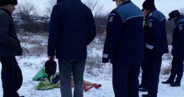 Descoperire macabră la Medgidia:  Femeie găsită moartă pe malul canalului