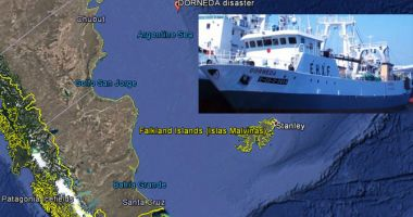 Un trauler s-a scufundat; un marinar a murit, iar altul a dispărut