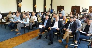 Deciziile zilei pentru Constanţa / Ce proiecte au fost aprobate,  în şedinţa de azi